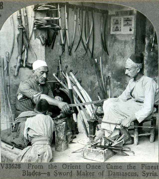 Kovači iz Damaska