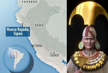 3D tehnologija vraća u život Vladara Sipana iz Moča kulture sa severa Perua