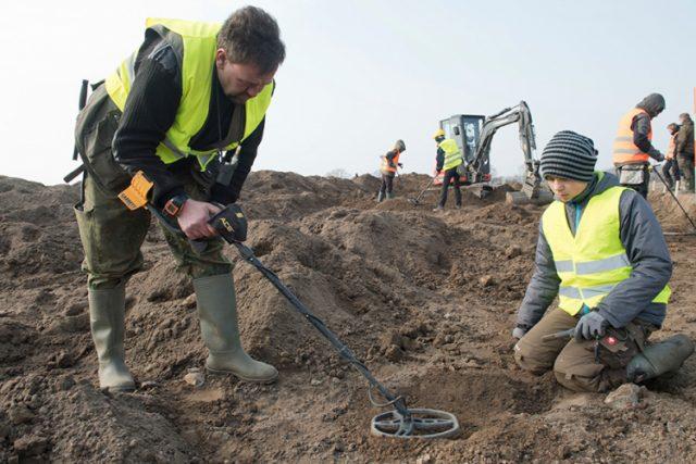 Foto: Tanjug/AP | Pronađeni novčići i nakit iz doba Vikinga