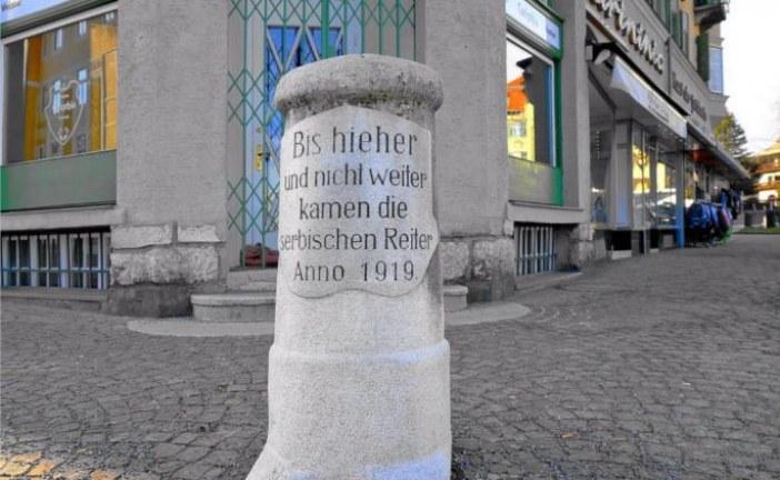 """""""ДОВДЕ ЈЕ СТИГЛА СРПСКА КОЊИЦА 1919. И ДАЉЕ НИЈЕ ИШЛА"""" Споменик у Аустрији сведочи о НЕВИЂЕНОМ ЈУНАШТВУ!"""
