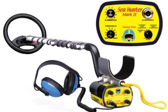 Garrett Sea Hunter Mark 2