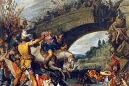 Bitka kod Milvijskog mosta