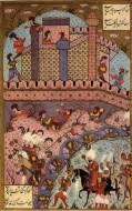 Opsada Beograda 1521. god. (minijatura)