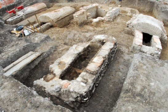 Ranohrišćanske nekropole kod Niša