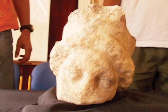 Otkrivena glava Venere u Mitrovici