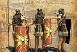 Rimska vojska na prostoru Naissusa