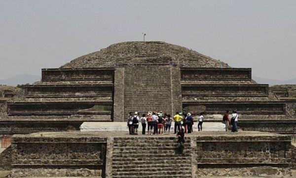 Otkriven novi tunel ispod hrama u Meksiku