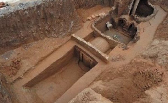 Grobnica vožda na Kavkazu misterija za arheologe