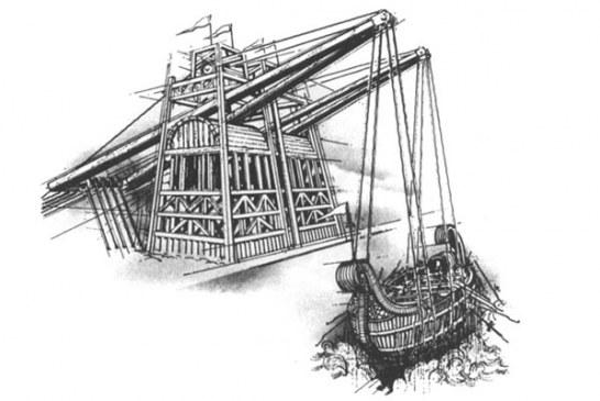 Arhimedova kandža