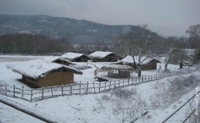 """Vaskrslo"" praistorijsko selo Pločnik"