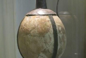 Jedinstven bokal od nojevog jajeta star 2500 godina izložen u Rusiji