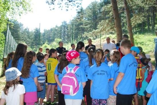 Arheo-amateri Srbije organizovali radionicu za decu u Beloj Palanci