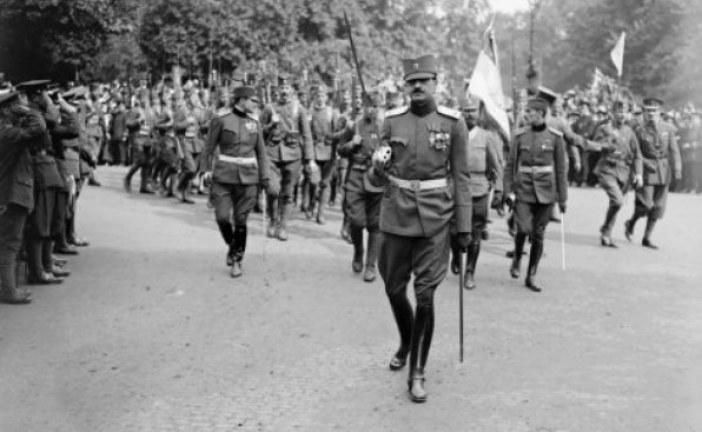 Ovаko je izgledаo pobednički mаrš srpske vojske kroz London 1919.godine (Foto)