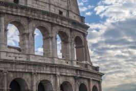 U rimskom Koloseumu sedišta su bila numerisana