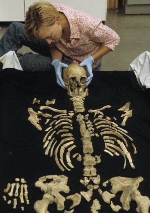 """Misteriozni skelet """"čoveka iz Kenvika"""""""