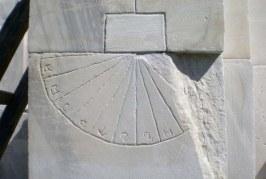 Sunčani časovnik manastira Studenica