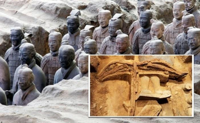 Drevno oružje staro 2.200 godina koje je promenilo tok istorije
