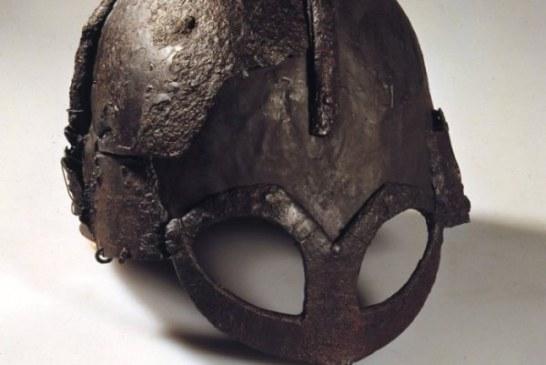 Zašto postoji samo jedan šlem iz doba Vikinga?