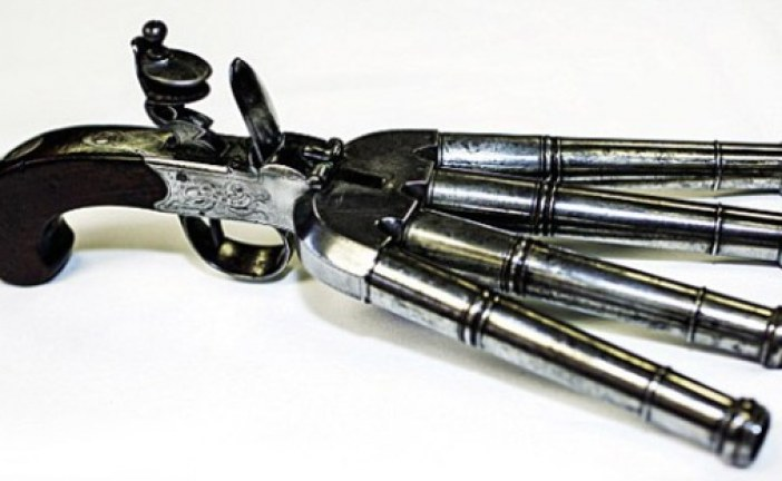 Najgora vatrena oružja svih vremena