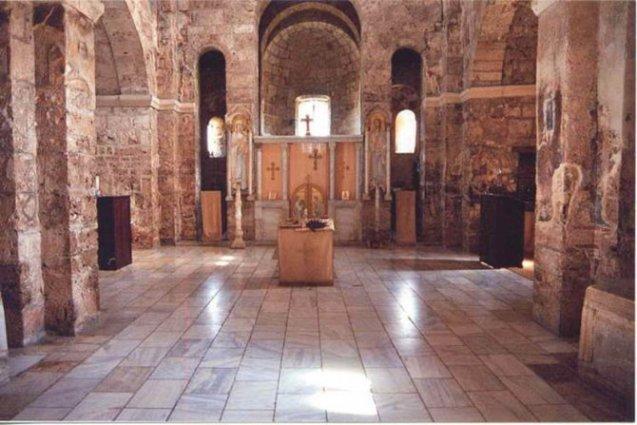 Manastir Gradac kod Brvenika gde počiva kraljica Jelena Anžujska.