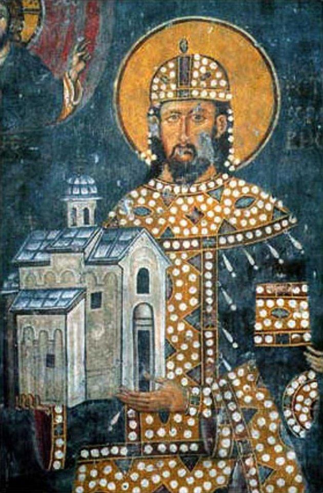 Sveti kralj Dragutin.