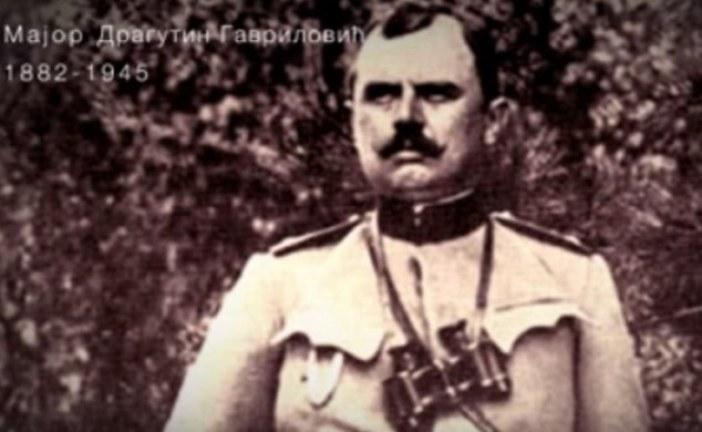 BEZ POČASTI: Slavni srpski major Gavrilović sahranjen iscepan, i to u tuđem grobu