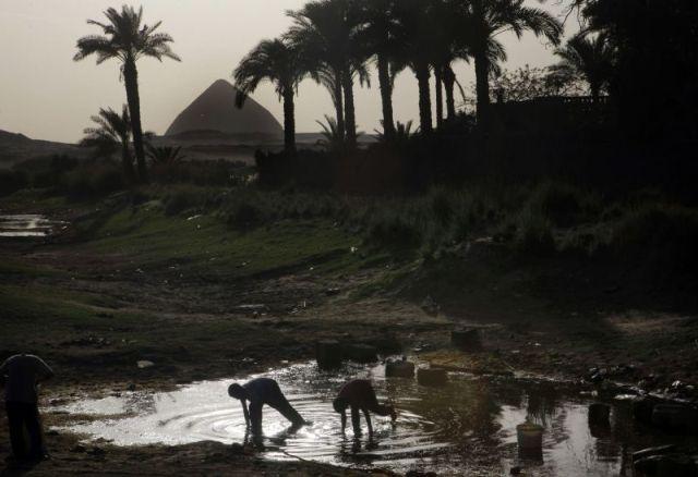 Savijena piramide u Dašuru