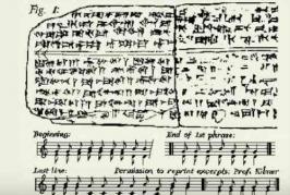 PRAISTORIJSKI HIT: Ovako su ljudi pevali pre 3400 godina! (VIDEO)