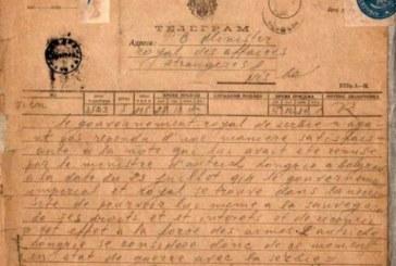 Telegram objave rata Austrougarske Srbiji ušao u registar UNESKO-a