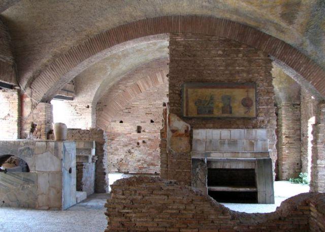 Starorimska taverna u Ostiji