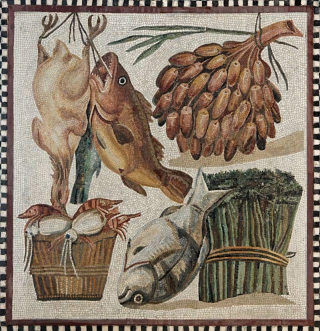 Rimska freska