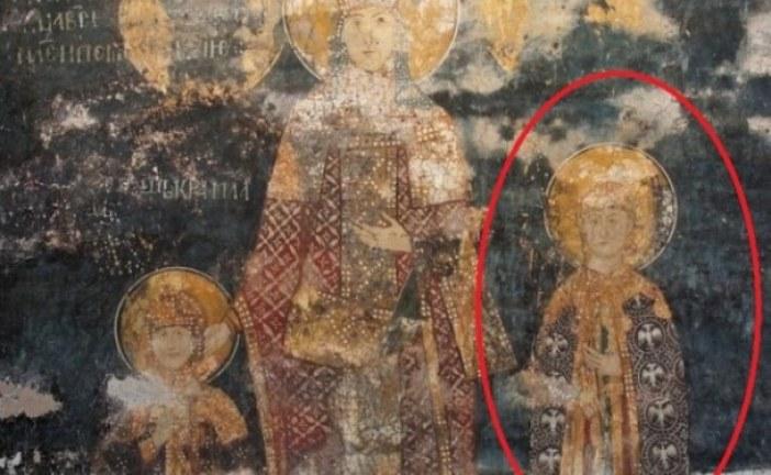 Freska u Dečanima krije NAJVEĆU TAJNU srednjevekovne Srbije: Ko je misteriozna srpska princeza?