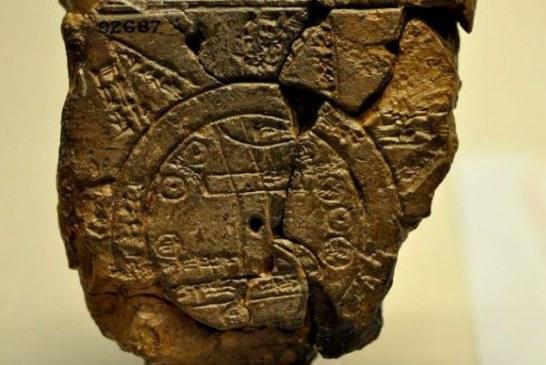 Priča misteriozne vavilonske tablice: Ovo je najstarija poznata mapa sveta (FOTO)