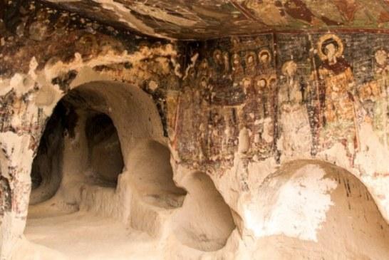 U Turskoj otkrivena podzemna crkva iz 5. veka u kojoj su se hrišćani skrivali od Rimljana