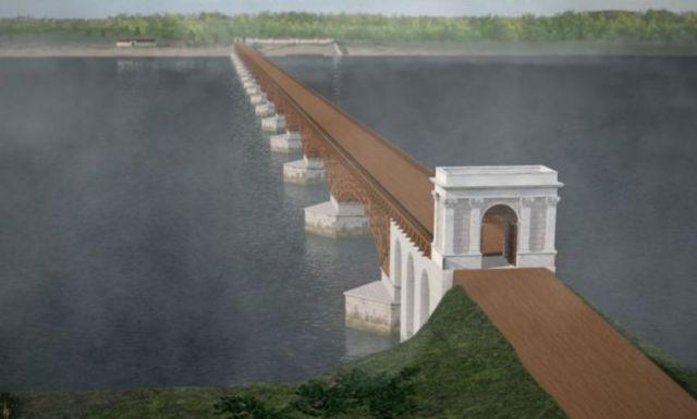 Trajanov most na Dunavu