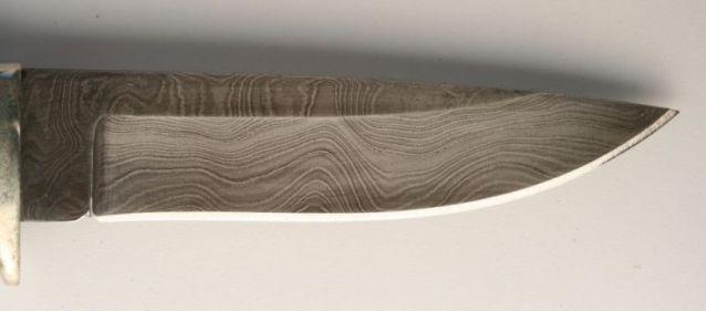 Tipične šare damasciranog čelika